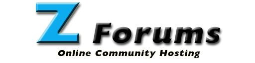 ZForums: Online Community Hosting